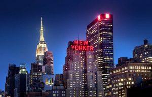 New York Wyndham Hotel